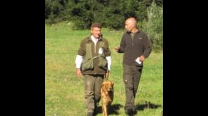 Wolfgang mit Herwig Deutinger
